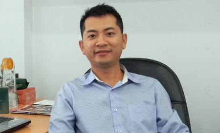 Ông Ngô Trần Vũ - Giám đốc điều hành NTS Security